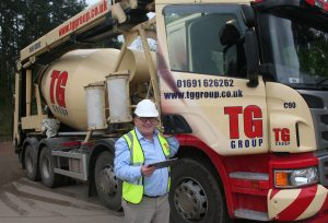 TG Concrete website pic